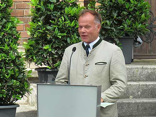 Peter Piffl-Percevic (Gemeinderat & aktiver Puch-Pilot)