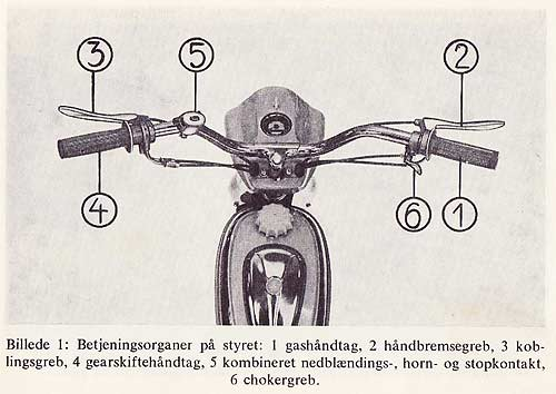 Die Puch CS 50 aus dänischer Sicht