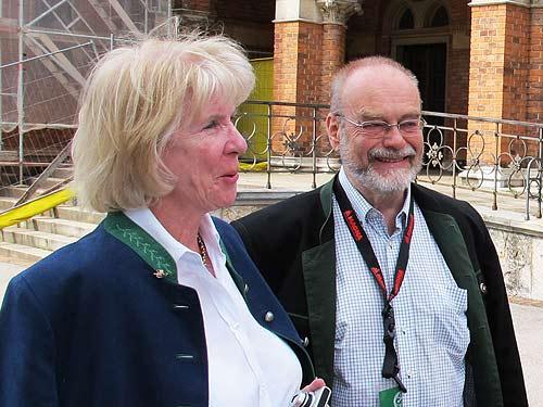 Lisl und Heinz Mesicek