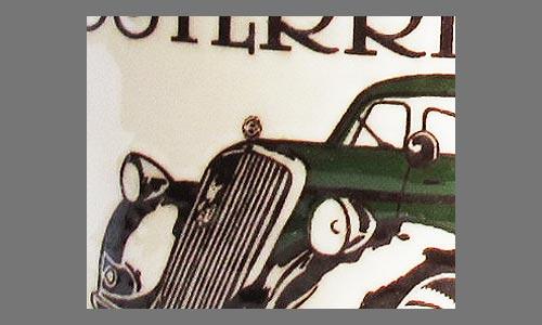 Auf dem Kühler: Steyr oder Austro-Daimler?