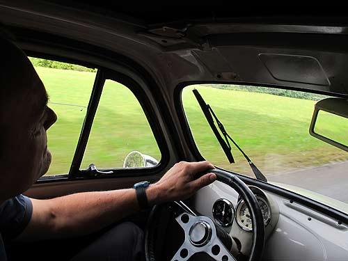 Rarität: Ein rennfertiger Steyr-Puch 650 TR2