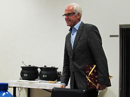 Stadtrat Gerhard Rüsch