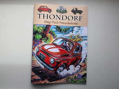 """Die erste 2018er Ausgabe von """"Thondorf"""""""