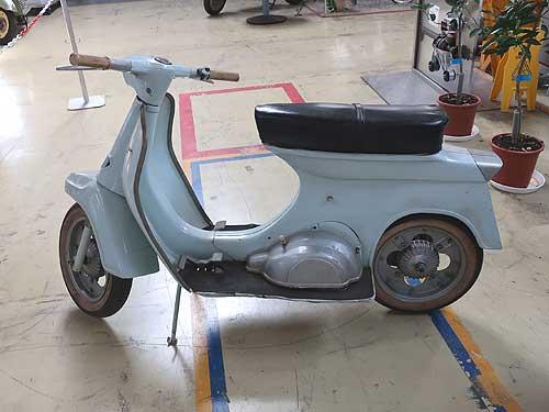 Der Roller Puch KR 50